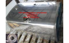 Бак топливный 400 литров алюминиевый F для самосвалов фото Новороссийск