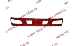 Бампер F красный пластиковый для самосвалов фото Новороссийск