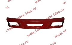 Бампер FN2 красный самосвал для самосвалов фото Новороссийск